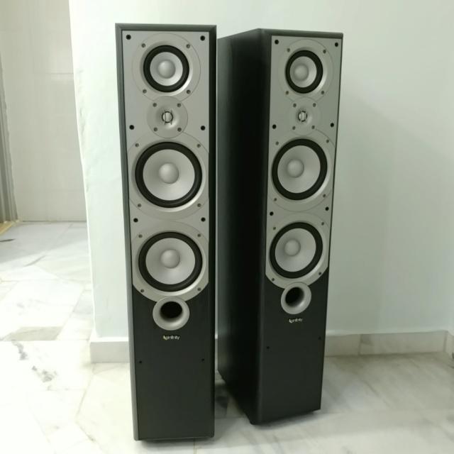 Infinity PRIMUS 360 floostanding 3 -Ways Speaker 20210316