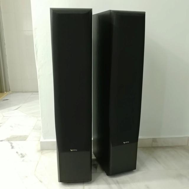 Infinity PRIMUS 360 floostanding 3 -Ways Speaker 20210317