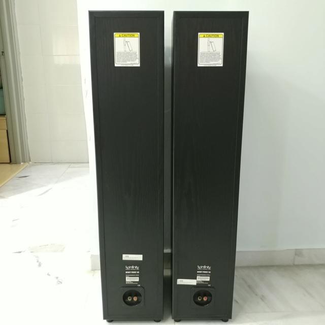 Infinity PRIMUS 360 floostanding 3 -Ways Speaker 20210318