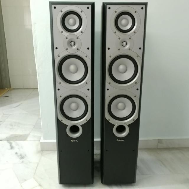 Infinity PRIMUS 360 floostanding 3 -Ways Speaker 20210319