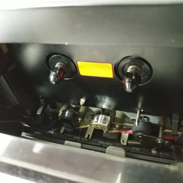 Sansui D-100 Stereo Cassette Tape Deck Player 20210427