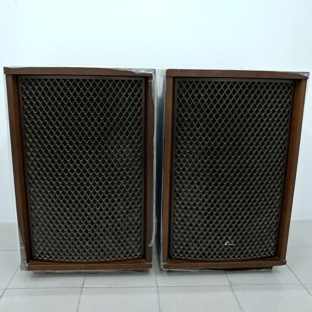 Sansui SP5500 Top Of The Line 15 inch Stereo Speaker 20210434