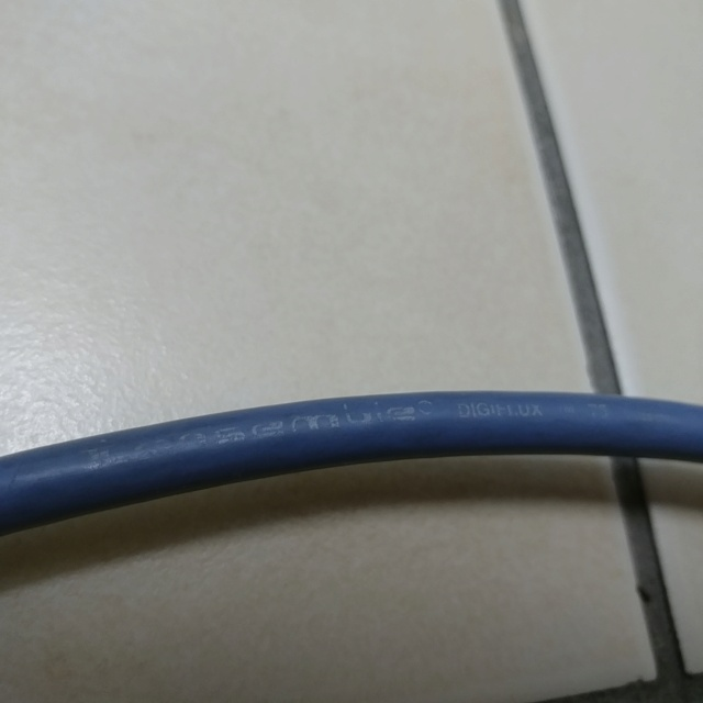 Ensemble DigiFlux 75 Swiss Made Digital Coaxial Cable  20210611