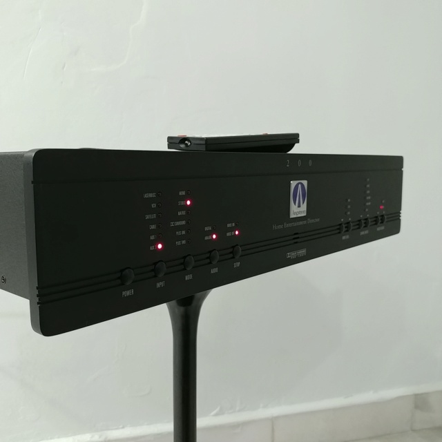 Angstrom 200 USA Made Analog Preamplifiers With Remote 20210711