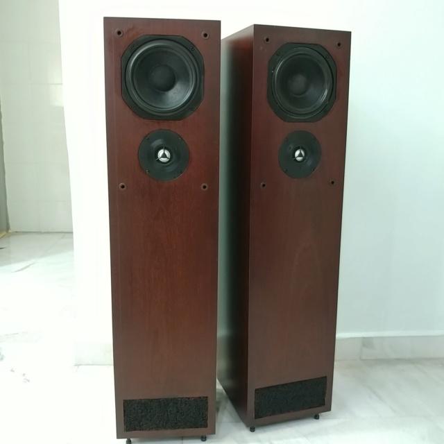 Castle CHESTER British Made stereo floorstanding speakers 20210810