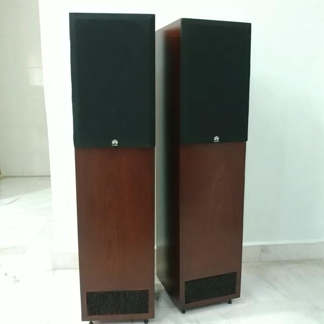 Castle CHESTER British Made stereo floorstanding speakers 20210812