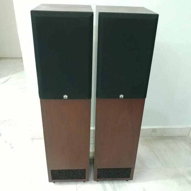 Castle CHESTER British Made stereo floorstanding speakers 20210813