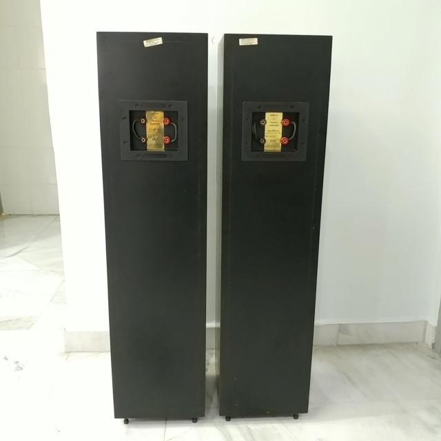 Castle CHESTER British Made stereo floorstanding speakers 20210814