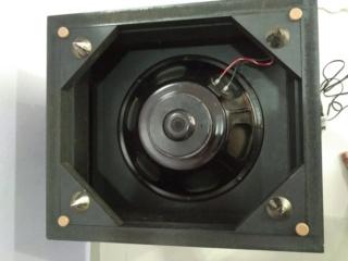 M&K MILLER & KREISEL MX-80 Powered Subwoofer Push-pull DUAL 12 inch Img_2119