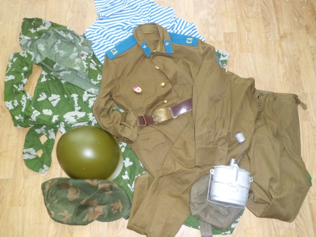 Militaria Collections URSS. Cimg1220