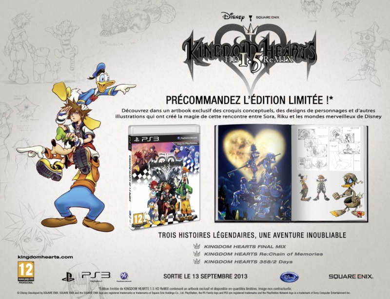 Kingdom Hearts HD 1.5 ReMIX 07051310