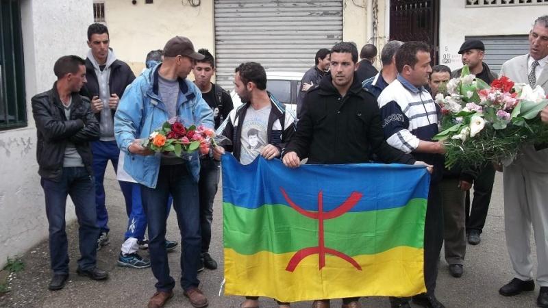 Recueillement sur la tombe de Saidi Akli le 29 avril 2013  116