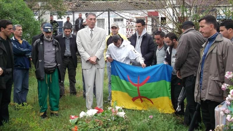Recueillement sur la tombe de Saidi Akli le 29 avril 2013  119