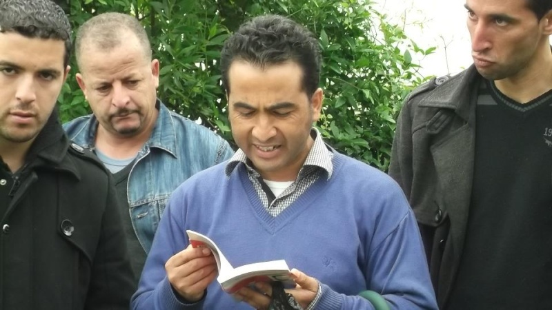 Recueillement sur la tombe de Saidi Akli le 29 avril 2013  127