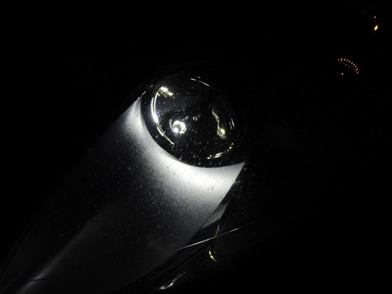 Ampoule LED et ampoule effet xenon bravo 2 Dscn5313