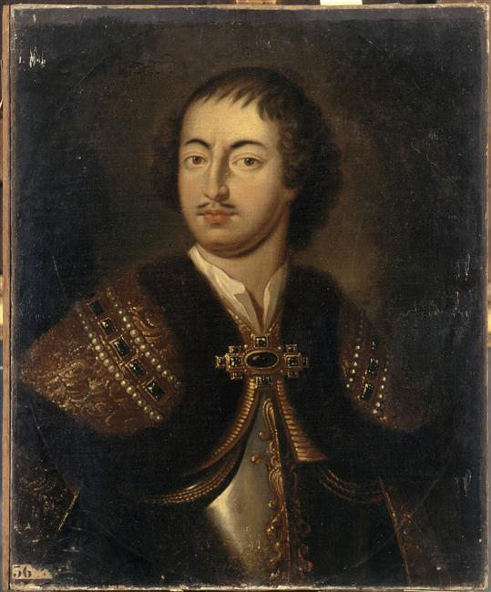 Un Tsar en France, Pierre le Grand et la cour de Louis XV 99-00310