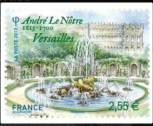 Exposition et Année André Le Nôtre à Versailles en 2013 Aln10