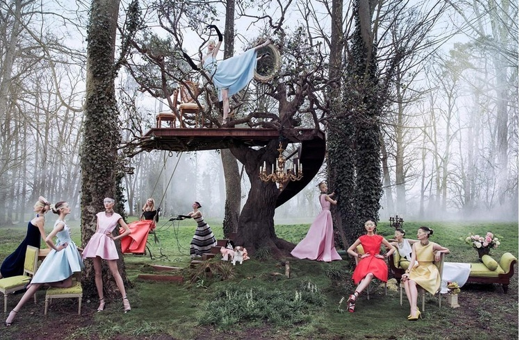 Dior et Versailles Captur18