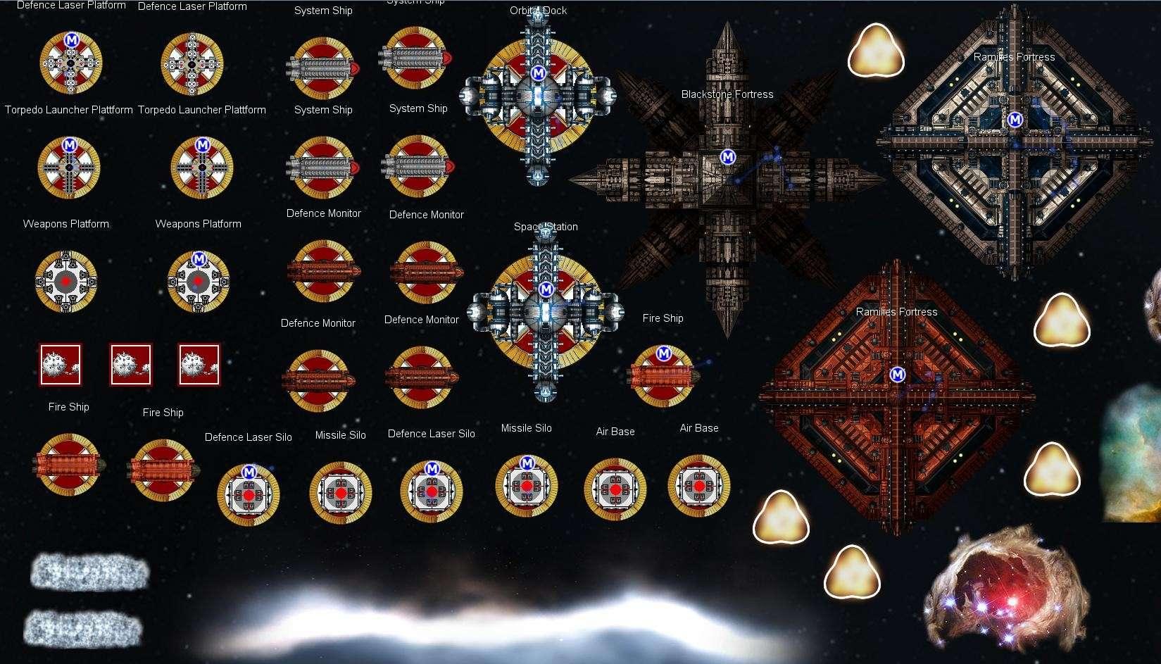 Battlefleet Gothic Papier Pour les débutants et les Nouveaux Joueurs Divers12