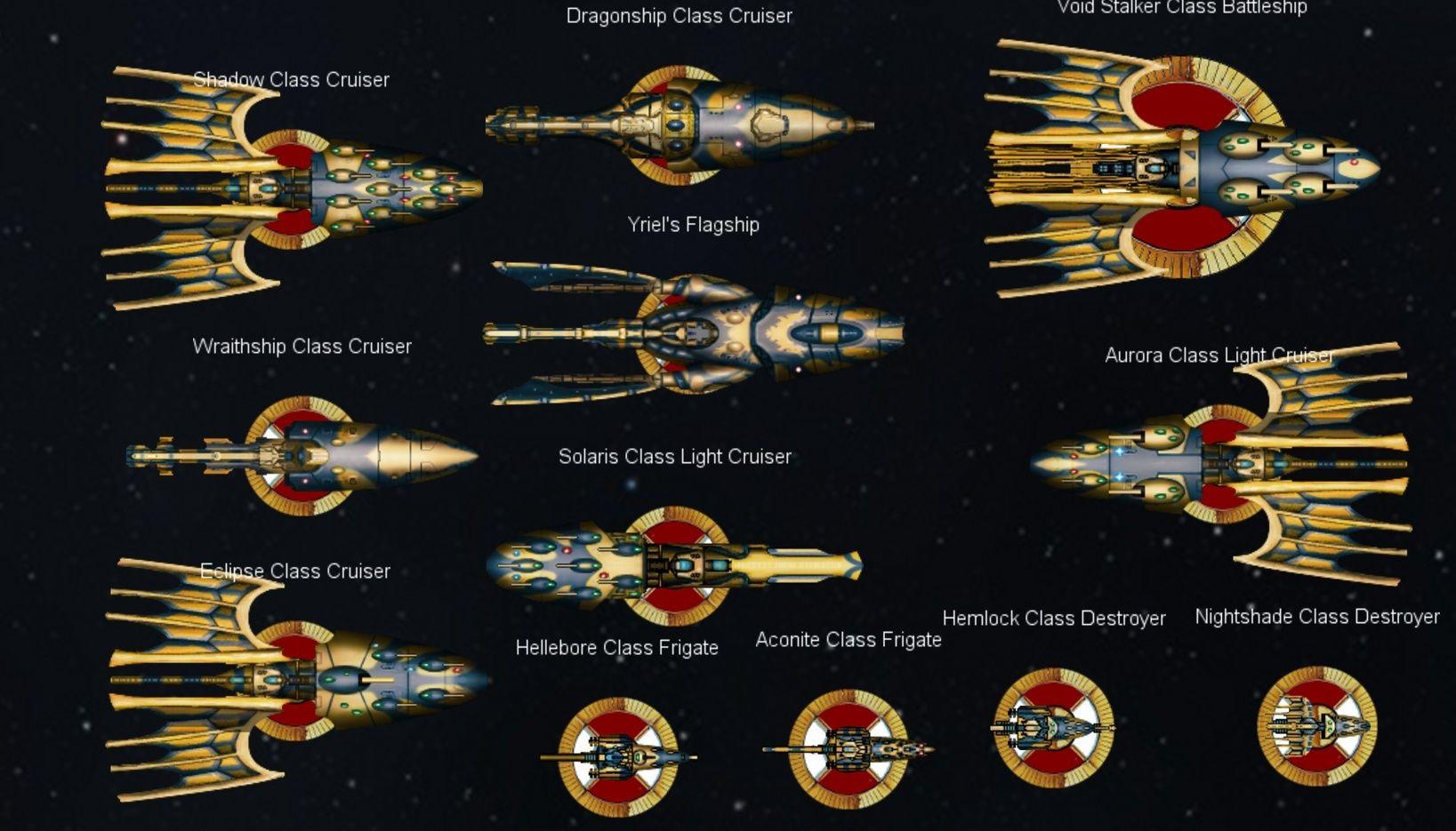 Battlefleet Gothic Papier Pour les débutants et les Nouveaux Joueurs Eldar_10