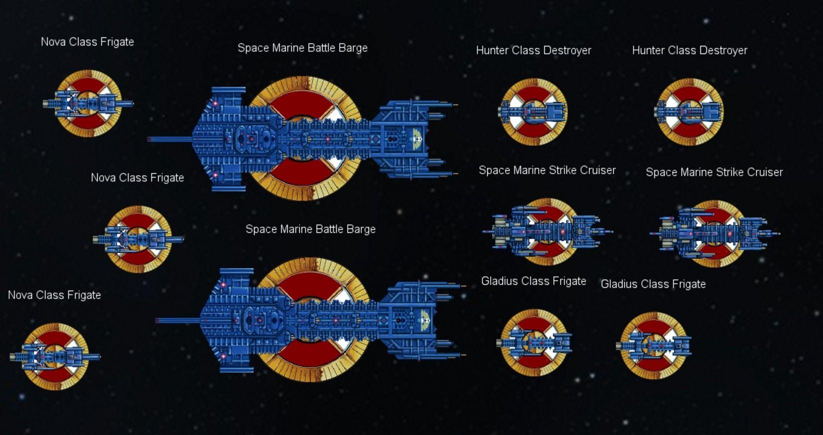 Battlefleet Gothic Papier Pour les débutants et les Nouveaux Joueurs Space_10