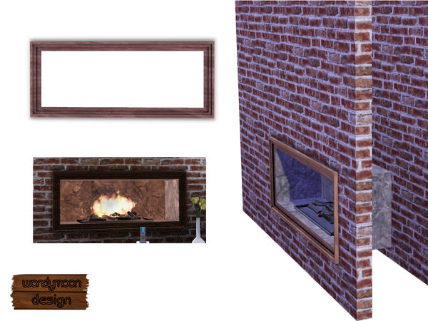 WCIF this fireplace.... W-600h10