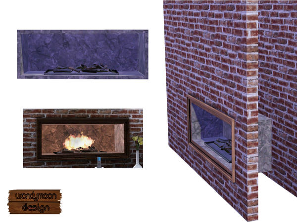 WCIF this fireplace.... W-600h11