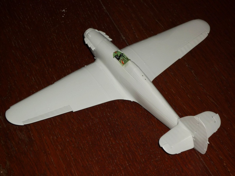 Hawker Hurricane Mk I (Tamiya / Italeri) [modèle terminé] P1060913