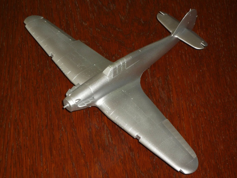 Hawker Hurricane Mk I (Tamiya / Italeri) [modèle terminé] P1060916