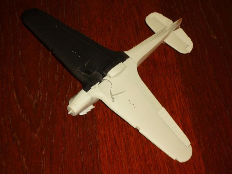 Hawker Hurricane Mk I (Tamiya / Italeri) [modèle terminé] P1080010