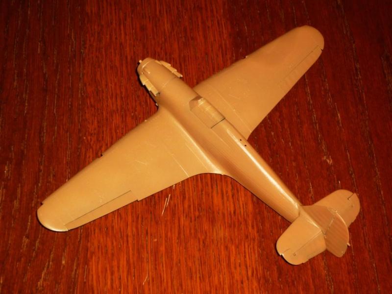 Hawker Hurricane Mk I (Tamiya / Italeri) [modèle terminé] P1080014