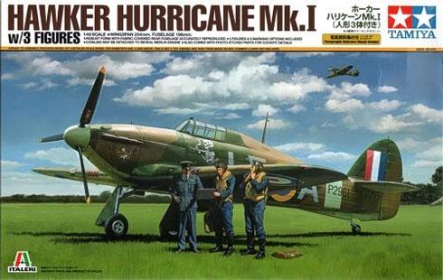 Hawker Hurricane Mk I (Tamiya / Italeri) [modèle terminé] Sans-t11