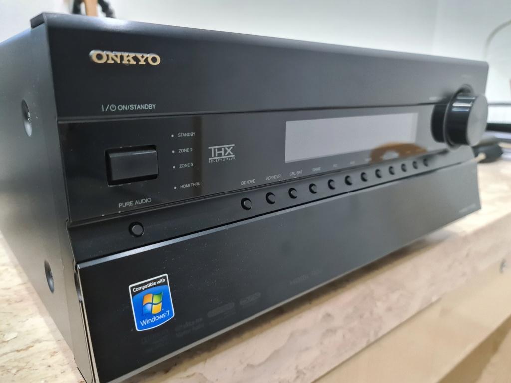 Onkyo tx-nr808 av receiver 20201010