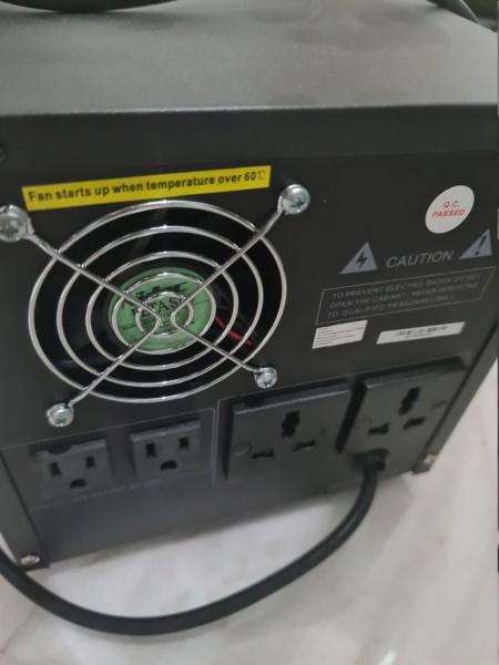 Soundstage Automatic Voltage Stabiliser SAVR-5000 20210614