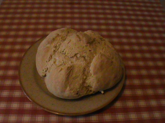 Aujourd'hui j'ai fait mon pain. Dsc00110