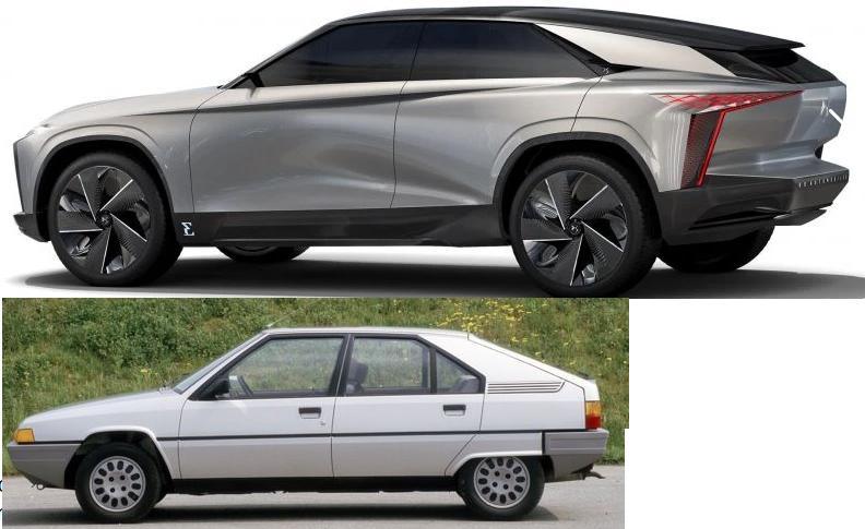 [2020] - Genève - Concept DS Automobiles Bx10