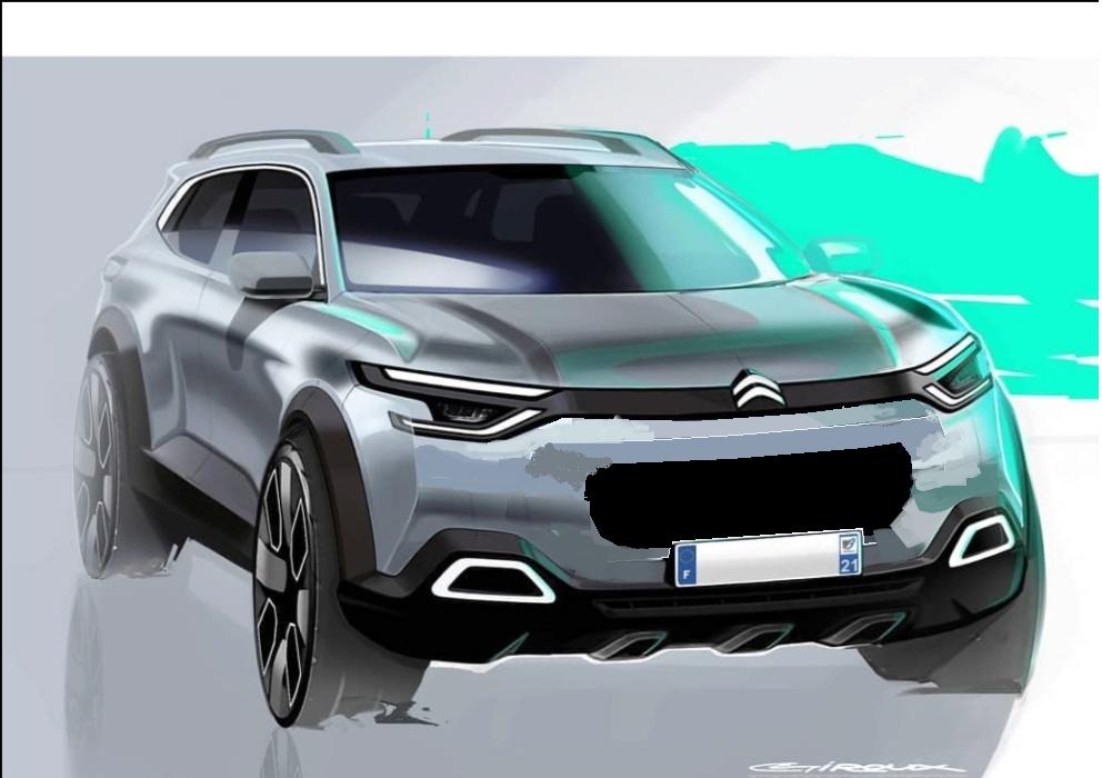 2018 - [FUTUR MODÈLE] [EUROPE] Citroën C5 Aircross [C84] - Page 24 C5_air10
