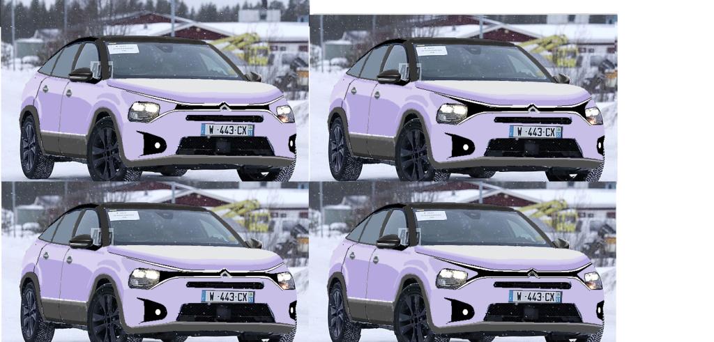 [FUTUR MODÈLE] Citroën C4 III - Page 6 Phares14