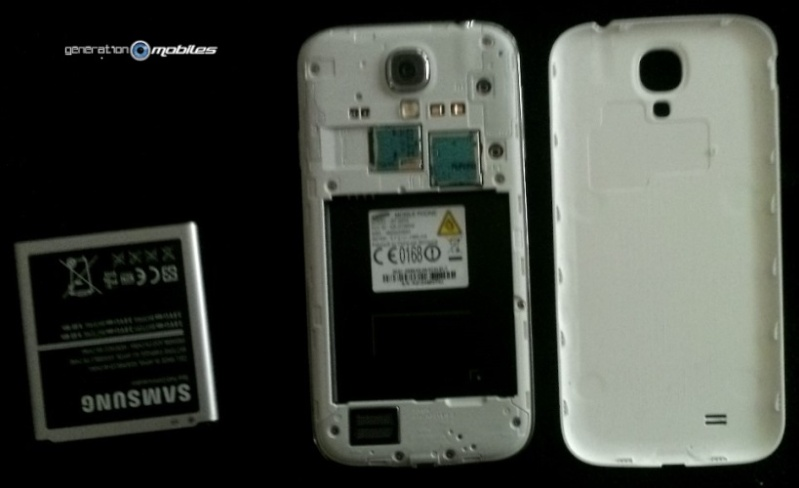 [INFO] Packaging du Samsung Galaxy S4 White Frost Image014