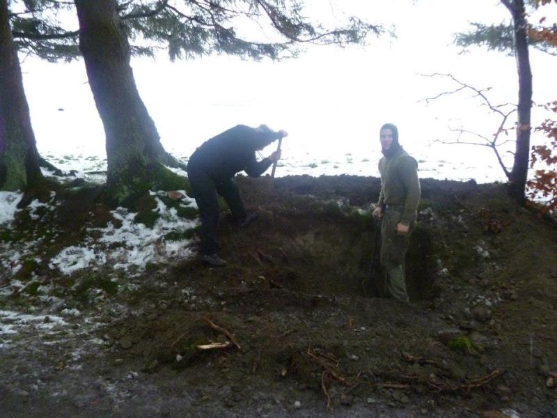 Re-enactment Bastogne 13-14-15 décembre 2012 14865310