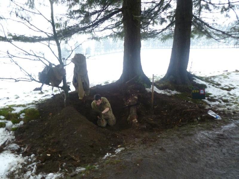 Re-enactment Bastogne 13-14-15 décembre 2012 15590810