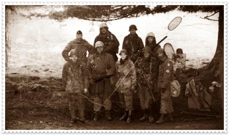 Re-enactment Bastogne 13-14-15 décembre 2012 22219910