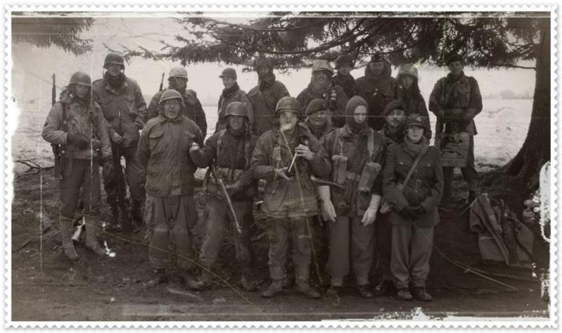 Re-enactment Bastogne 13-14-15 décembre 2012 54656010