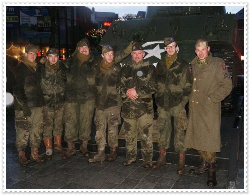 Re-enactment Bastogne 13-14-15 décembre 2012 57627110