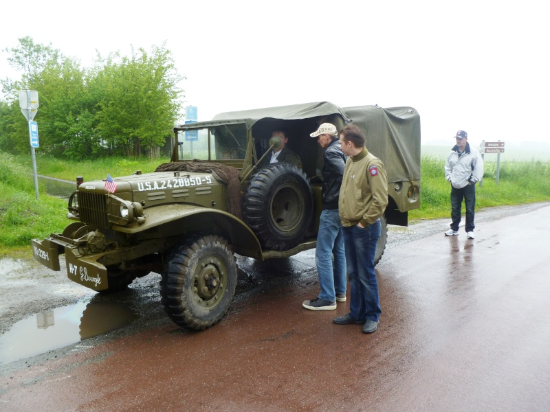Sur les traces des vétéran à Bastogne - 9 juin 2013 P1030911