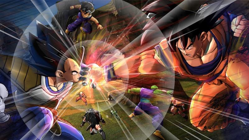 dragon ball Z : battle of Z Dragon11