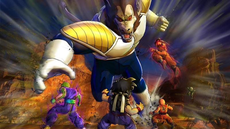 dragon ball Z : battle of Z Dragon12