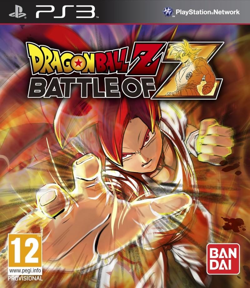 dragon ball Z : battle of Z Jaquet11