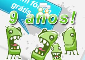 Dê um nome para o mascote de Forumeiros !!! Fest10