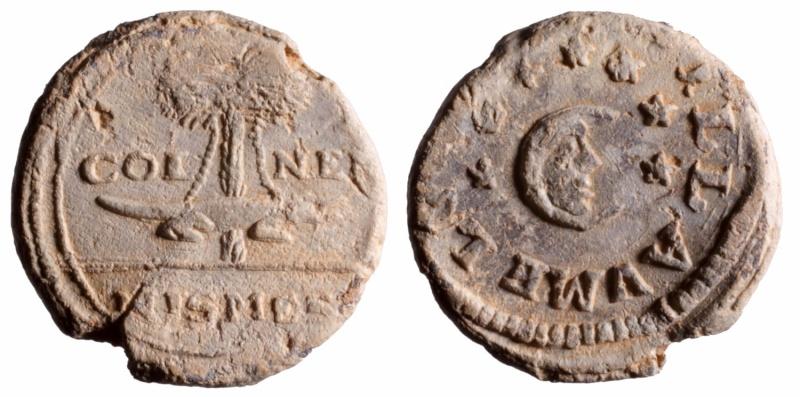Les plombs de soyeux de Nîmes. D223311